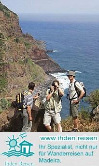 Wanderreisen nach Madeira