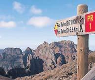Der Pico Ruivo (portugiesisch für rote Spitze) ist mit 1862 Metern der höchste Berg auf Madeira